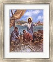 The Fisherman Fine Art Print