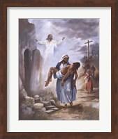 Black Resurrection Fine Art Print