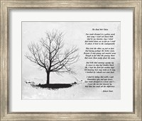 Robert Frost The Road Not Taken Fine Art Print