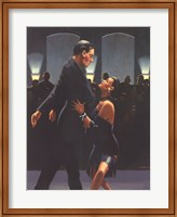 Rumba in Black Fine Art Print