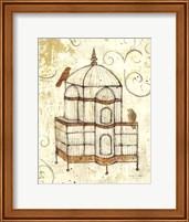 Bird Cage I Fine Art Print