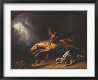 The Fox Hunter's Dream Fine Art Print