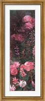 Pink Azalea Garden I Fine Art Print