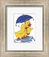 Ducks - Share Fine Art Print
