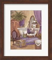 Victorian Bathroom I Fine Art Print
