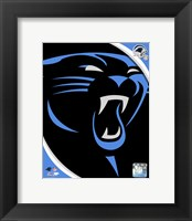 Carolina Panthers 2012 Team Logo Fine Art Print