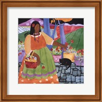 Las Flores II Fine Art Print