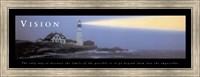 Vision-Lighthouse Fine Art Print