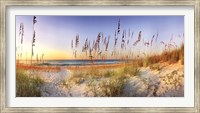 Along the Strand - ovsz Fine Art Print