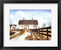 Grandpap's Barn Fine Art Print