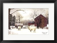 Winter Coat Fine Art Print