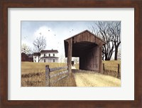 The Old Miller's Creek Bridge Fine Art Print