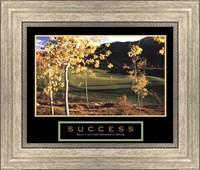 Golf-Success Fine Art Print