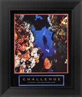 Challenge - Diver Fine Art Print