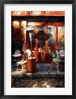 Le Sabot Rouge Fine Art Print