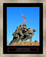Fortitude-Iwo Jima Fine Art Print