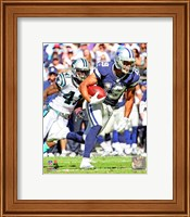 Miles Austin Running The Football Fine Art Print