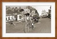 Merckx Dominates Fine Art Print