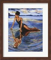 Reflections of a Queen Fine Art Print