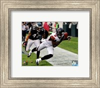 Julio Jones 2012 Action Fine Art Print