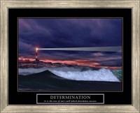 Determination-Lighthouse Fine Art Print