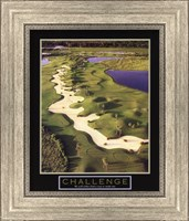 Challenge-Golf II Fine Art Print