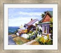 Village Gem Fine Art Print