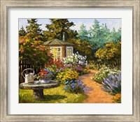 Woodland Garden Fine Art Print
