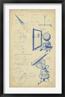 Vintage Astronomy II Fine Art Print