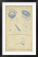 Vintage Astronomy III Fine Art Print