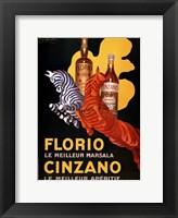 Florio E Cinzano Fine Art Print