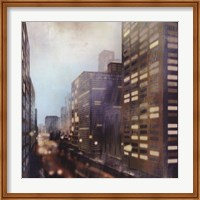 Twilight City Fine Art Print
