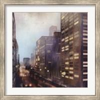 Twilight City Fine Art Print