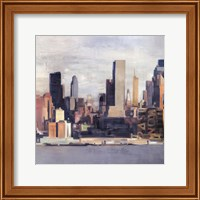 New York Skyline II Fine Art Print