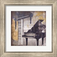Pianos Fine Art Print