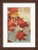 Maple Leaves I Fine Art Print