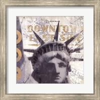 NY II Fine Art Print