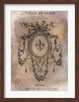Ville de Paris Fine Art Print