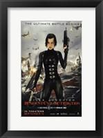 Resident Evil: Retribution Wall Poster