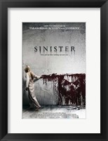 Sinister Wall Poster
