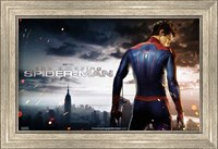 The Amazing Spider-Man (unmasked) Wall Poster