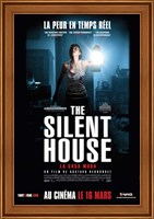 The Silent House Wall Poster