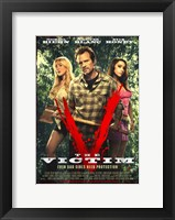The Victim Wall Poster