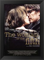 The Woman in the Fifth Wall Poster