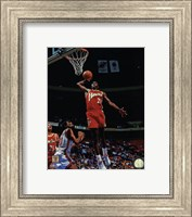 Dominique Wilkins 1993 Action Fine Art Print