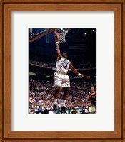 Karl Malone 1996 Action Fine Art Print