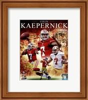Colin Kaepernick 2012 Portrait Plus Fine Art Print