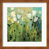 White Tulips I Fine Art Print