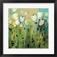 White Tulips I Fine Art Print
