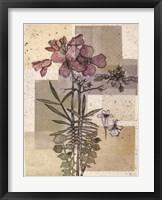 FLOWERS FOR RENE I Fine Art Print